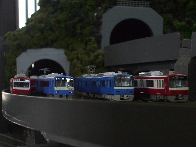 京急600形156