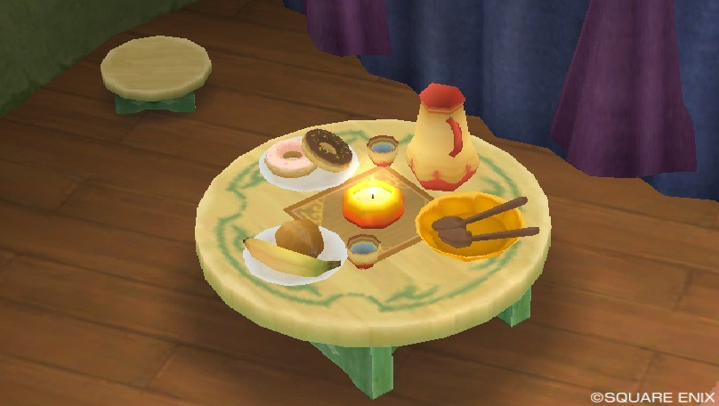 プクレットの食卓