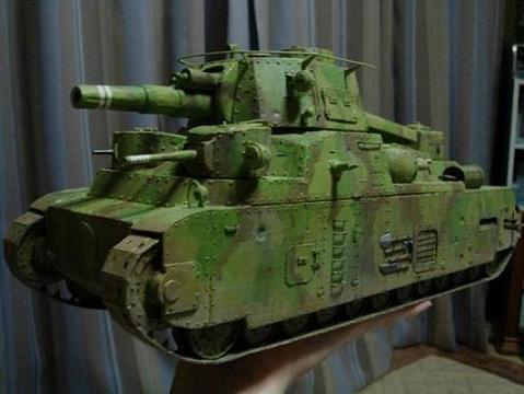 ボストニア超重戦車