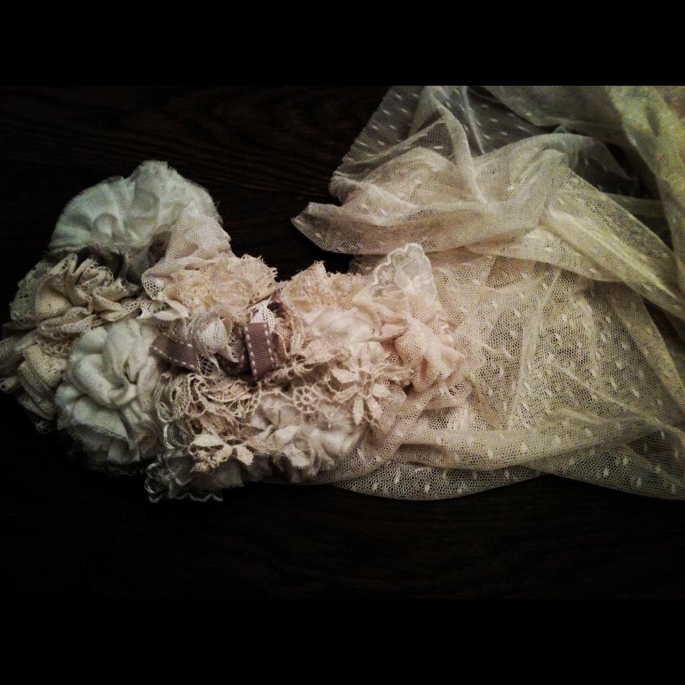 ヘッドドレス単品
