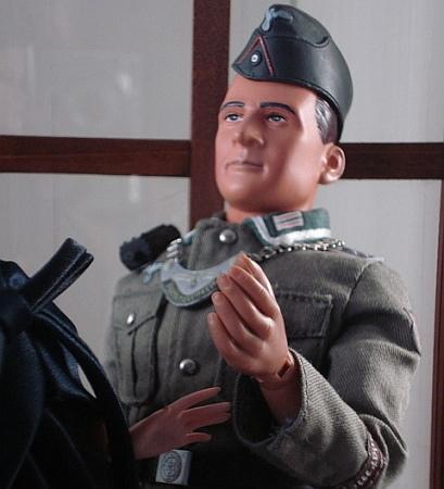 つお~い「陸軍省」のお出まし