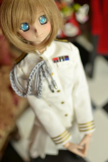 侍従武官第二種軍装ー2