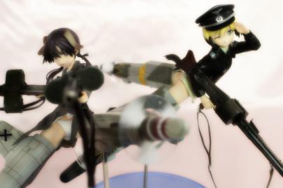 アルター製スト魔女カールスラント空軍組ー2