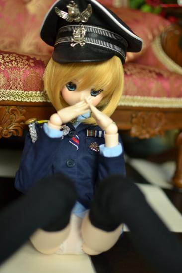 オビツ50エーリカ・ハルトマン中尉ー6