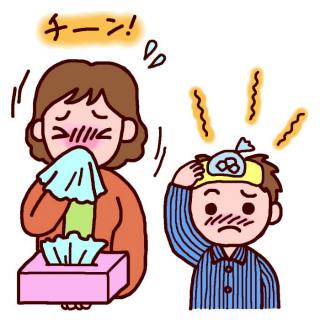 風邪の諸症状・・