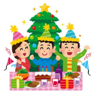 メリークリスマス !!