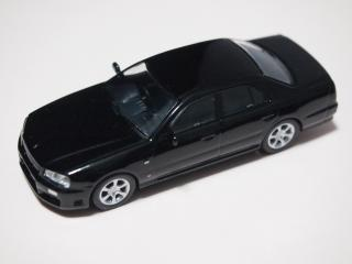 京商 スカイライン25GT 黒