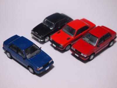 TLV いすゞ車 4ショット