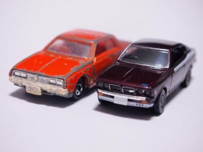 GTO Λ フロント比較