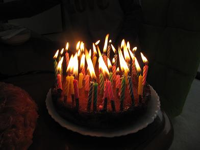 儀式ケーキ