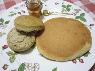 スコーン&パンケーキ