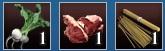 豚肉とカブのパスタ4