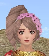 桜の髪飾り02