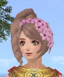 桜の髪飾り03