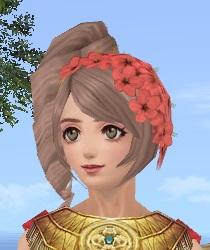 桜の髪飾り04