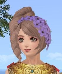 桜の髪飾り07