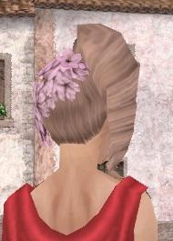 桜の髪飾り10
