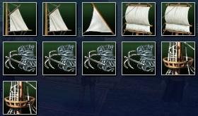 造船素材つくったー!