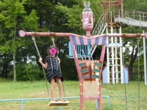 キャンプ 吉備高原4