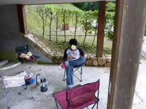 キャンプ 鳴滝12