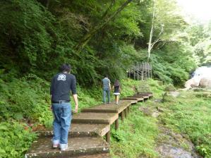 キャンプ 鳴滝40