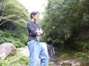 キャンプ 鳴滝41
