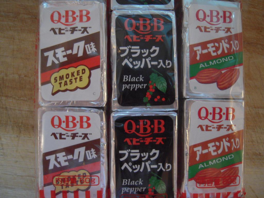 QBBチーズ☆