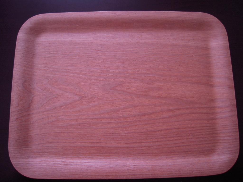 無印良品の木製トレイ☆
