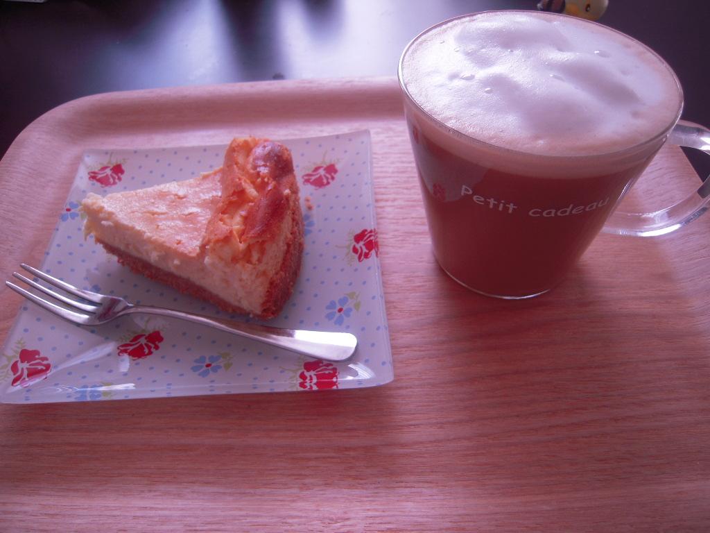 シルクの耐熱ガラスコーヒーカップ☆ 3
