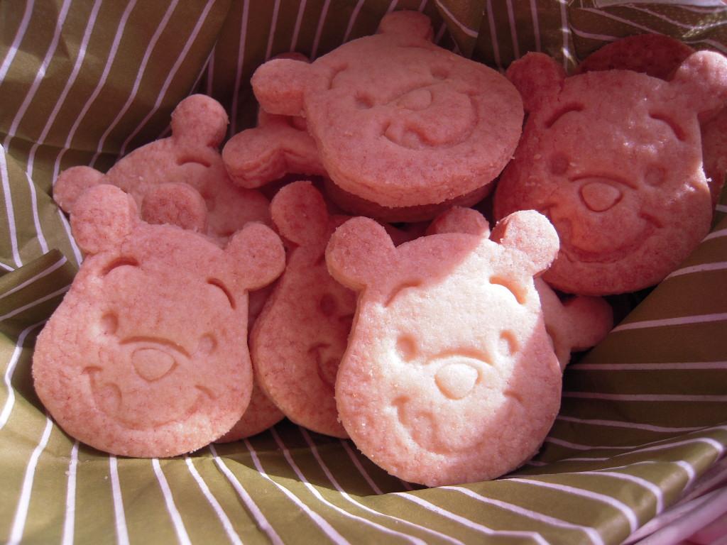型抜きクッキー☆