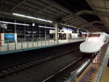 新幹線・N700系