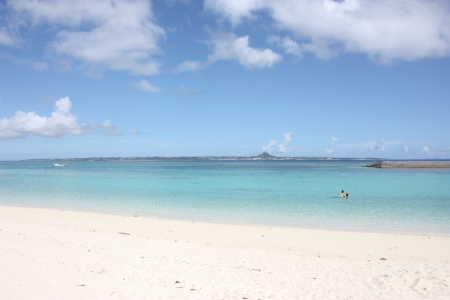 水納島トリップ