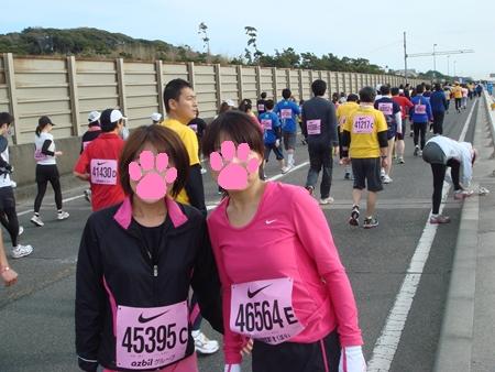 湘南国際マラソン♪