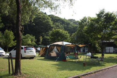 キャンプ@SUMMER