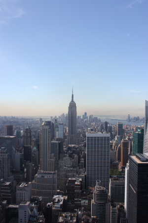 NY旅行♪