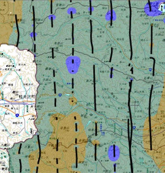 文部科学省放射線量等分布マップ拡大サイト/電子国土