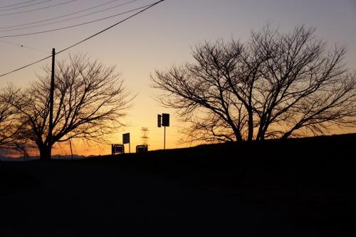 13川島夕焼け (1200x800)