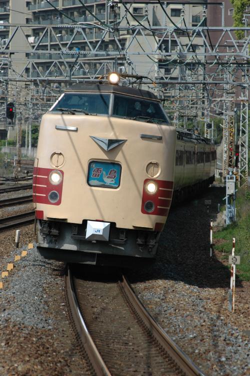 雷鳥 485系