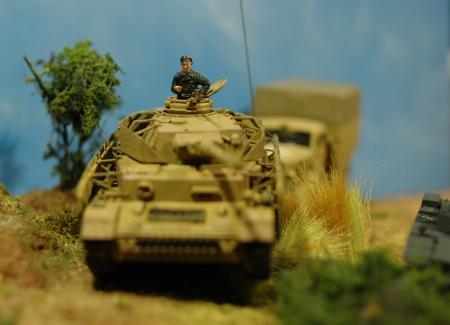 三号戦車 前面-1