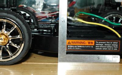 TT01ノーマル車高1センチ1-1