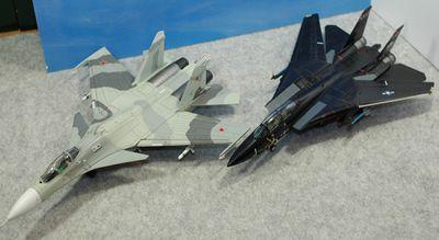 比較 F-14vsSu-27艦上型_R