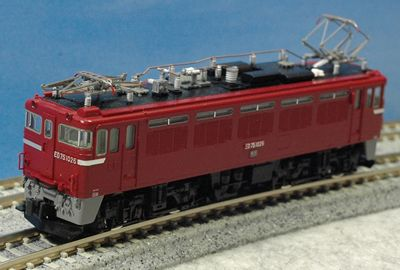 1 TOMIX ED75 1000_R