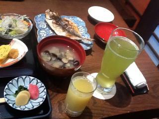 菊屋四月朝食2