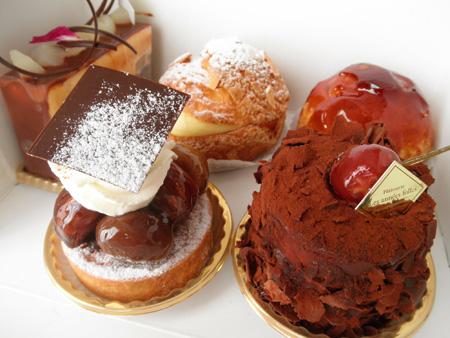 【ケーキ】レザネフォール_131117