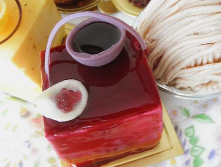 【ケーキ】オーボンヴュータン「ラ・フランス」