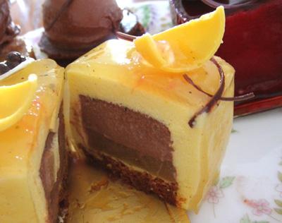 【ケーキ】オーボンヴュータン「ル・ゴルゴタ」02