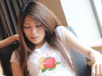 【無修正】【中出し】ルイ - CANDY GIRL 03 初撮りデビュー