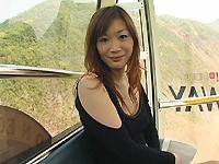 【無修正】【中出し】綾女 初裏 旅先でのワンナイトラブ 1