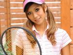 EroNet - えろねっと - : 【無修正】テニス姿の貧乳スレンダー黒ギャルに連続中出し!KEI