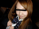 あだるとあだると : 【無修正】マリ 23歳◆人懐っこい笑顔の素人娘と制服姿で円光ハメ撮り♪